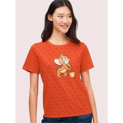 Fashion 4 - kate spade new york x tom & jerry tee