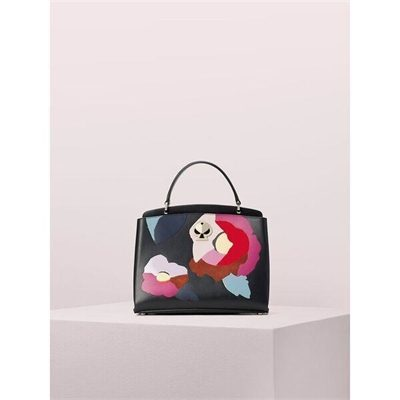 Fashion 4 - romy intarsia small satchel