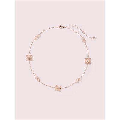 Fashion 4 - spade flower necklace