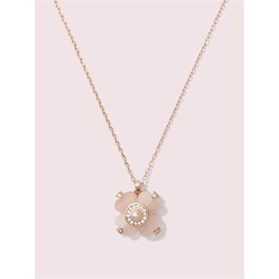 Fashion 4 - spade flower pendant
