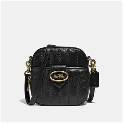 Fashion 4 Coach KAT CAMERA BAG WITH QUILTING