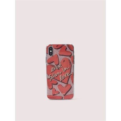 Fashion 4 - ever fallen in love iphone x & xs case