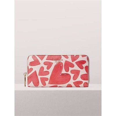 Fashion 4 - spencer ever fallen zip-around continental wallet