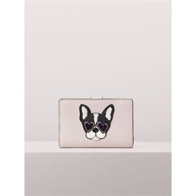 Fashion 4 - sylvia francois medium bifold wallet