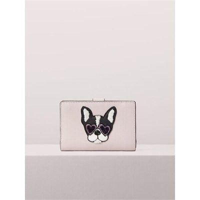 Fashion 4 - sylvia francois medium bifold wallet