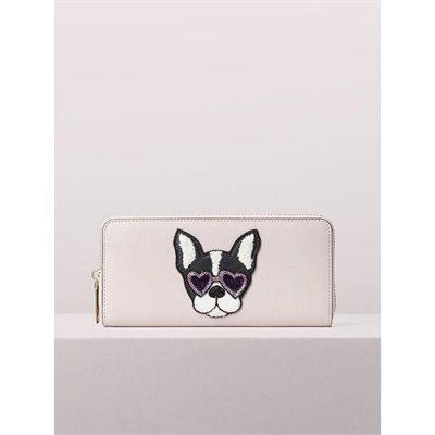 Fashion 4 - sylvia francois slim continental wallet