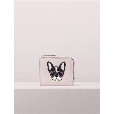 Fashion 4 - sylvia francois small bifold wallet