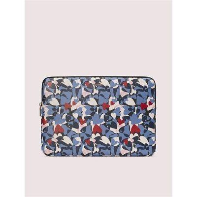 Fashion 4 - sylvia heart party laptop sleeve