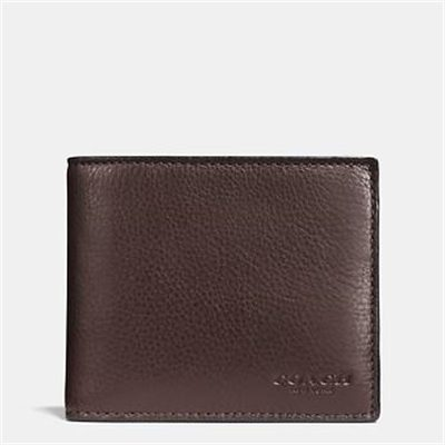 Fashion 4 Coach 3-IN-1 WALLET