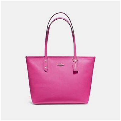 Fashion 4 Coach CITY ZIP TOTE