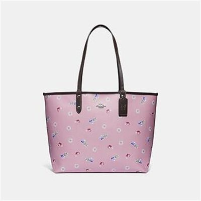 Fashion 4 Coach DISNEY X COACH REVERSIBLE CITY TOTE WITH SNOW WHITE AND THE SEVEN DWAR