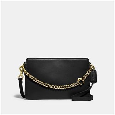 Fashion 4 Coach SIGNATURE CHAIN CROSSBODY