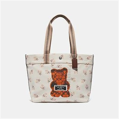 Fashion 4 Coach TOTE WITH VANDAL GUMMY