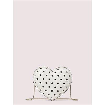 Fashion 4 - 3d cabana dot heart crossbody