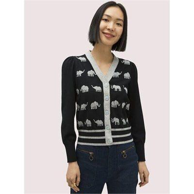 Fashion 4 - elephant cardigan