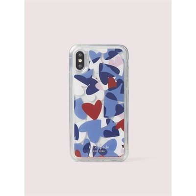 Fashion 4 - heart party liquid glitter iphone 11 pro case