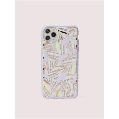 Fashion 4 - island leaf iphone 11 pro max case