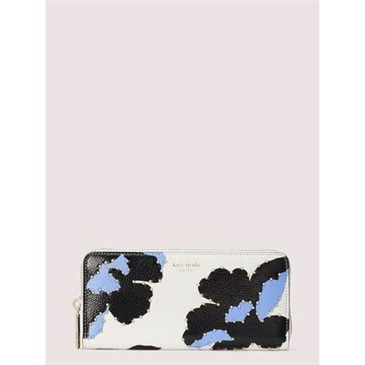 Fashion 4 - margaux city bloom slim continental wallet