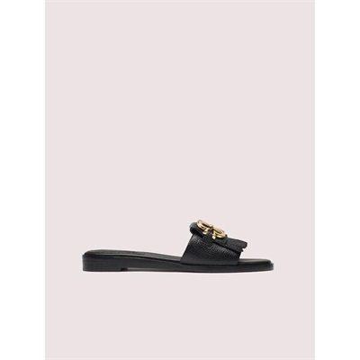 Fashion 4 - positano spade chain slide sandals