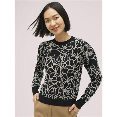 Fashion 4 - scribble flora sweater