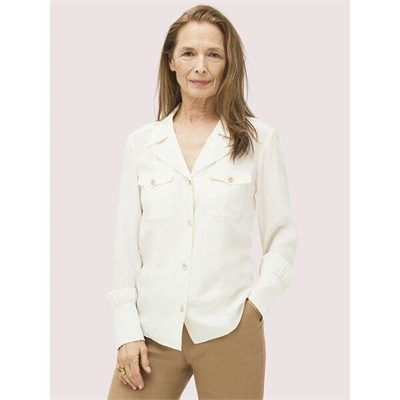Fashion 4 - silk pocket shirt