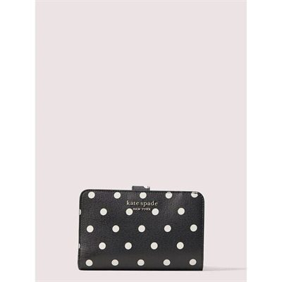 Fashion 4 - spencer cabana dot compact wallet