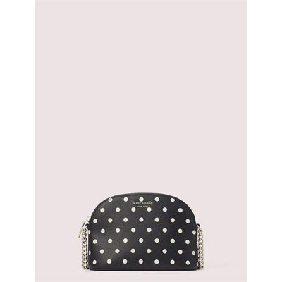 Fashion 4 - spencer cabana dot small dome crossbody