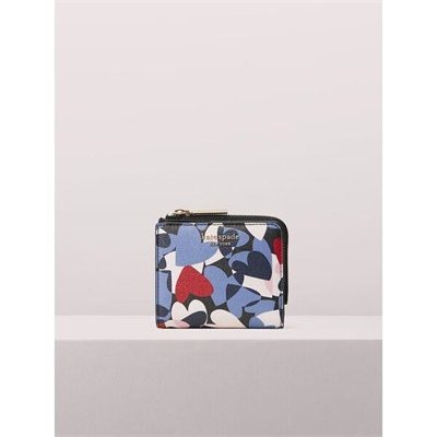 Fashion 4 - spencer heart party small bifold wallet