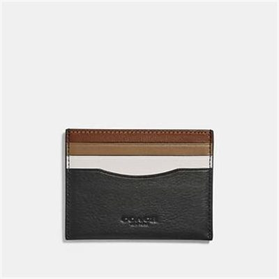 Fashion 4 Coach CARD CASE IN COLORBLOCK