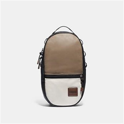 Fashion 4 Coach PACER BACKPACK IN COLORBLOCK WITH COACH PATCH