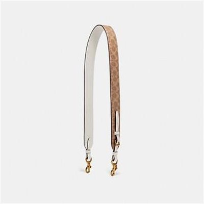 Fashion 4 Coach STRAP IN SIGNATURE CANVAS