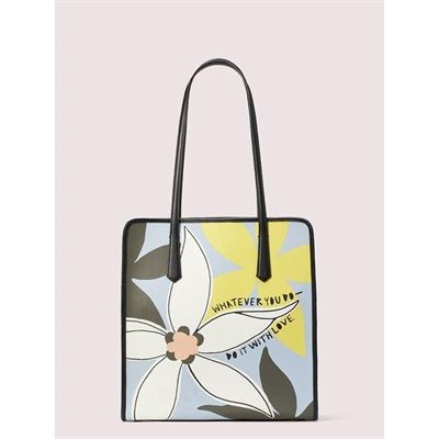 Fashion 4 - cleo wade x kate spade new york floral tote