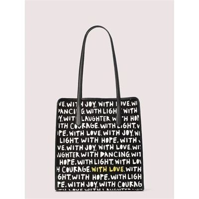 Fashion 4 - cleo wade x kate spade new york phrases tote