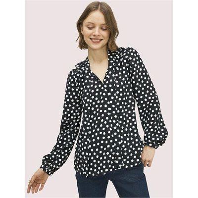Fashion 4 - cloud dot blouse