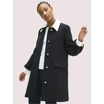 Fashion 4 - colorblock coat