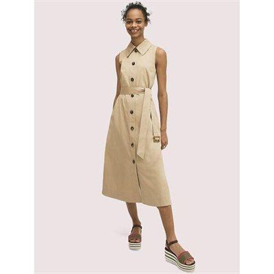 Fashion 4 - sleeveless shirtdress