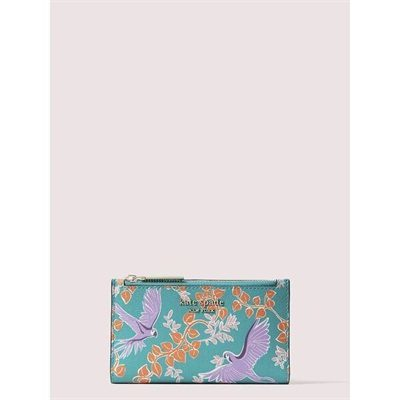Fashion 4 - spencer bird party small slim bifold wallet