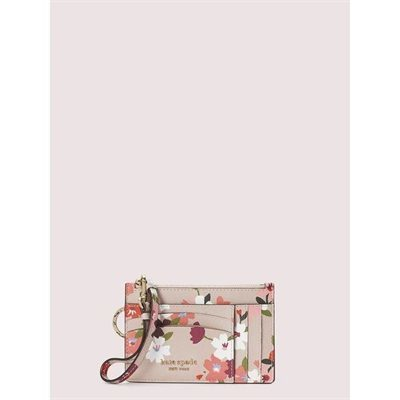 Fashion 4 - spencer cherry blossom cardholder wristlet