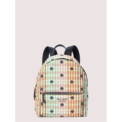 Fashion 4 - the bella plaid city pack large backpack
