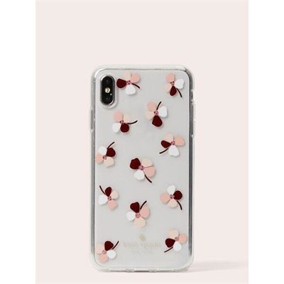Fashion 4 - dusk buds ditsy iphone xs max case