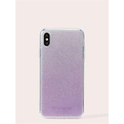 Fashion 4 - flexible glitter iphone xs max case