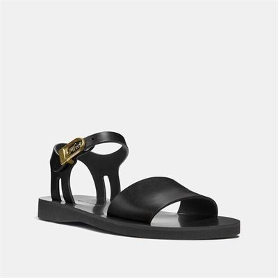 Fashion 4 Coach Ankle Strap Sandal