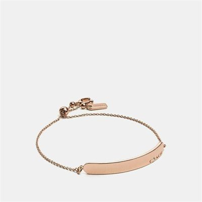 Fashion 4 Coach Coach Bar Slider Bracelet