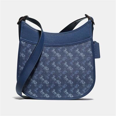 Fashion 4 Coach Emery Crossbody With Horse And Carriage Print