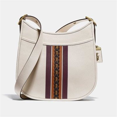 Fashion 4 Coach Emery Crossbody With Varsity Stripe