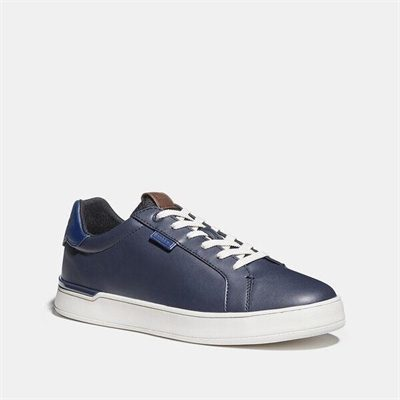 Fashion 4 Coach Lowline Low Top Sneaker In Colorblock