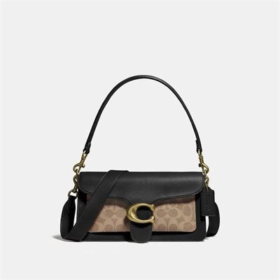 Fashion 4 Coach Tabby Shoulder Bag 26 With Signature Canvas