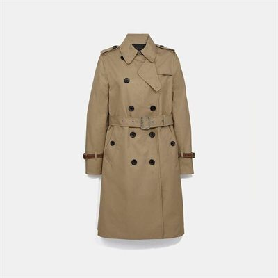 Fashion 4 Coach Trench Coat