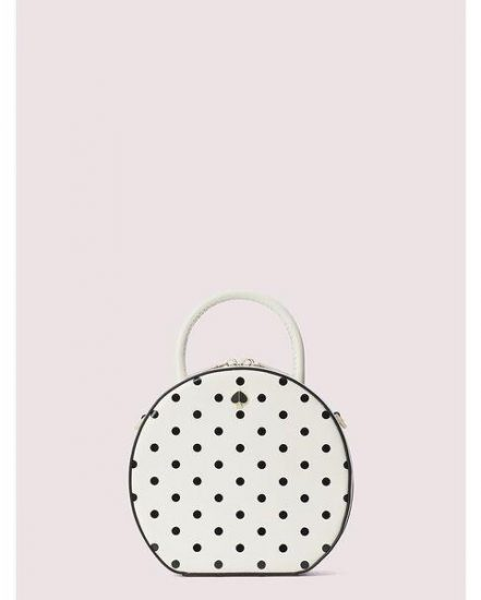 Fashion 4 - andi cabana dot canteen bag