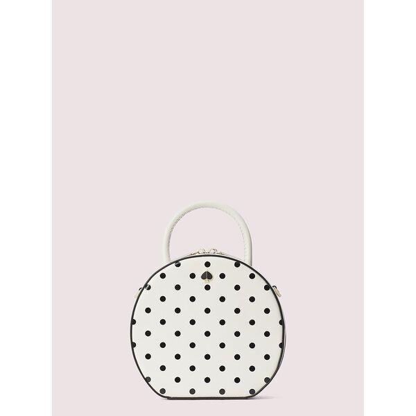 Fashion 4 - andi cabana dot canteen bag